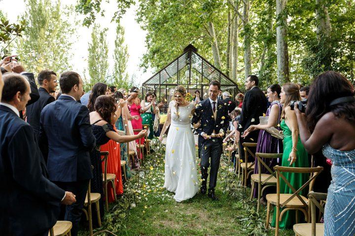 Wedding photographer in Cortal Gran
