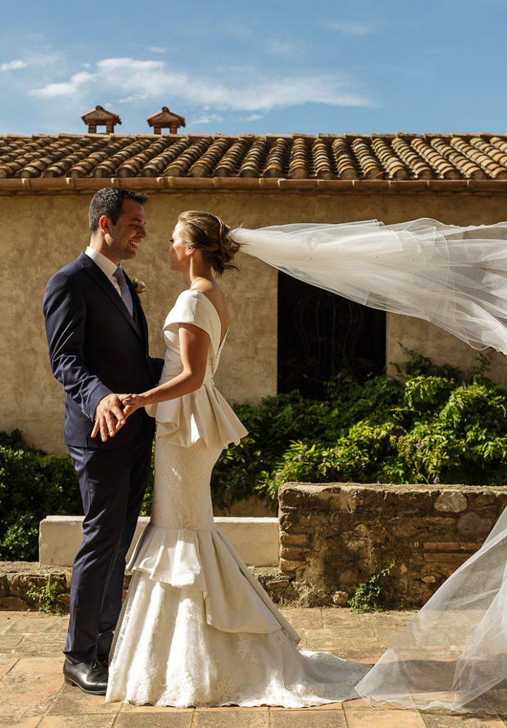 Wedding fotographer from Castell Emporda,Girona
